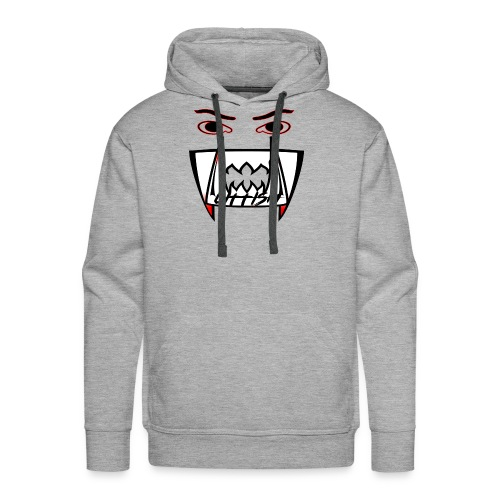 Littism Vampire Glory Face - Men's Premium Hoodie