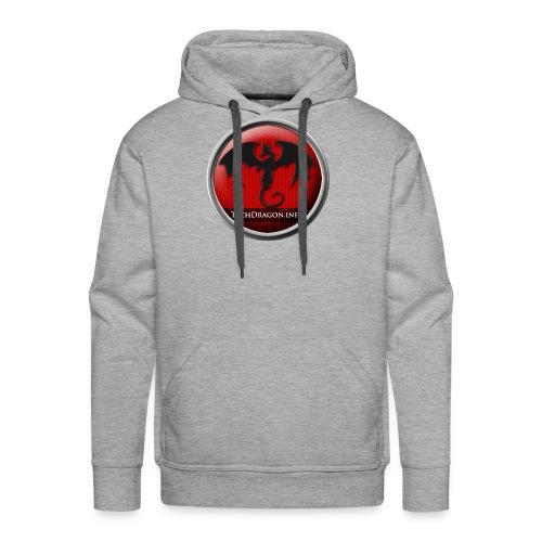 Techdragon logo - Men's Premium Hoodie