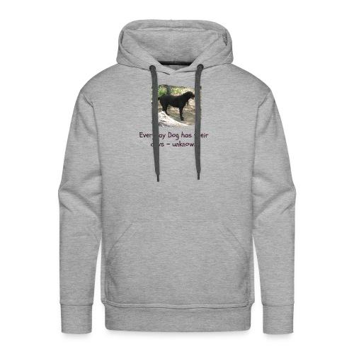 doggie - Men's Premium Hoodie
