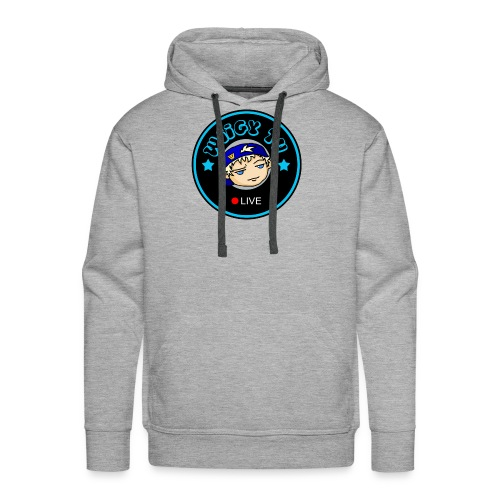 Wiigy Logo - Men's Premium Hoodie