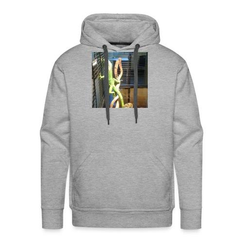 Reptile t shirt - Men's Premium Hoodie