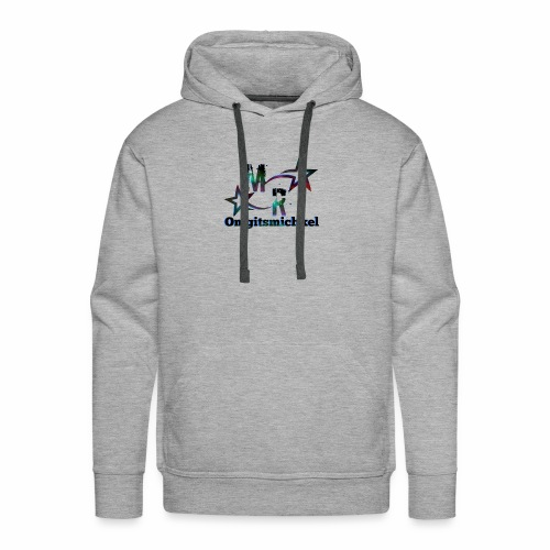 Omgitsmichxel Official Merch - Men's Premium Hoodie