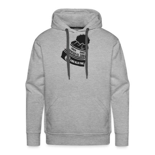Juventus headgear - Men's Premium Hoodie