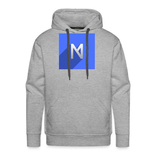 Impulse logo letter - Men's Premium Hoodie