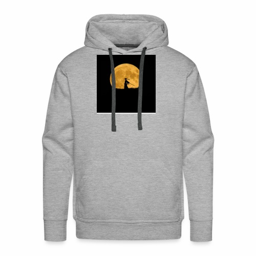 Midnight warrior - Men's Premium Hoodie