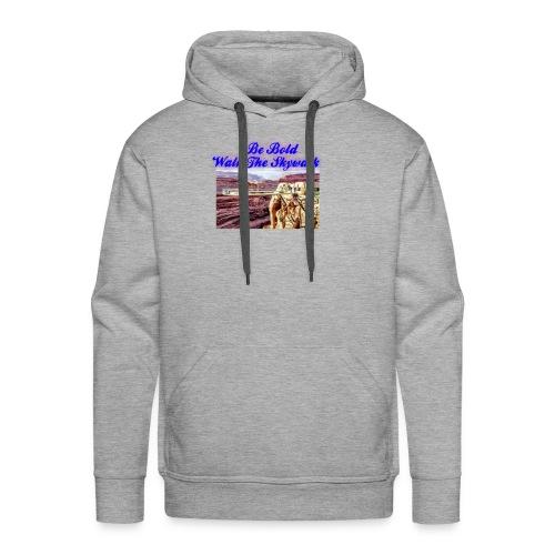 MyLogo20180816213759 4096x4096 - Men's Premium Hoodie