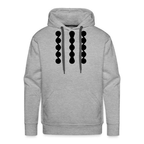 ASYMMETRICAL - Men's Premium Hoodie