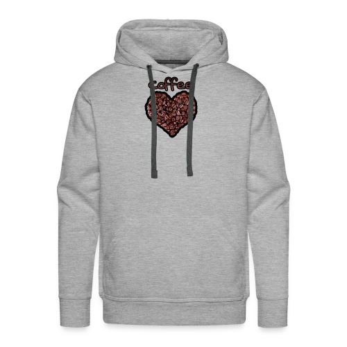 Coffee Lover - Men's Premium Hoodie
