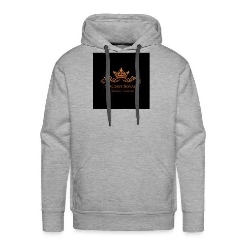 SeaCrest Royale2 - Men's Premium Hoodie