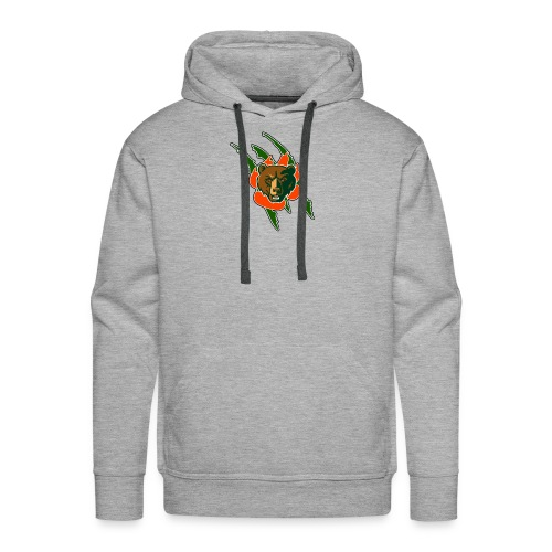 RIVERSIDE POLY BEAR LOGO - Men's Premium Hoodie