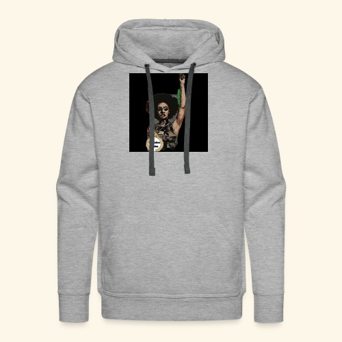 QueendomNation Made with PosterMyWall - Men's Premium Hoodie
