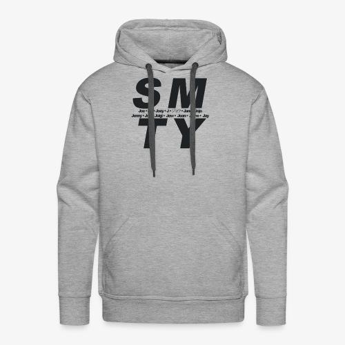 Smitty Logo - Men's Premium Hoodie
