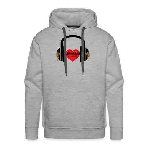 B-Savage Music Official Logo - Men's Premium Hoodie