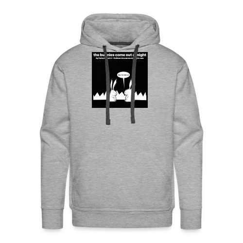 tbcoan Where the bitches at? - Men's Premium Hoodie
