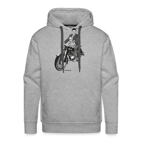 Motorcycle - Men's Premium Hoodie
