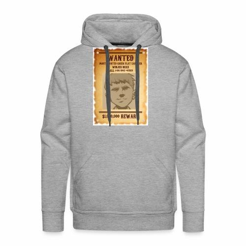 Winjer Nuxx Flat Earther - Men's Premium Hoodie