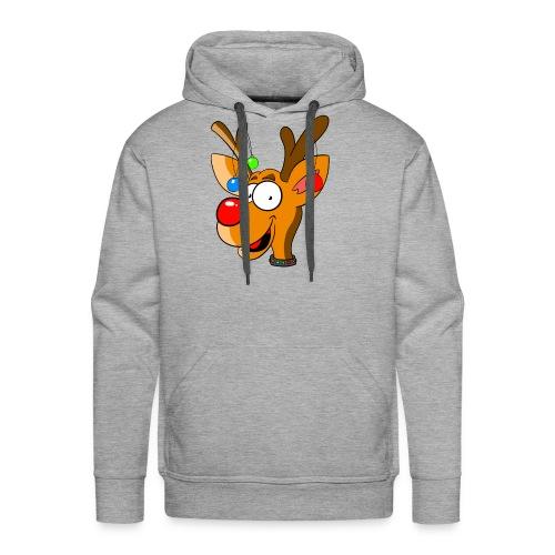 Rudolph - Men's Premium Hoodie