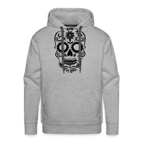 Sugar Skull - Men's Premium Hoodie