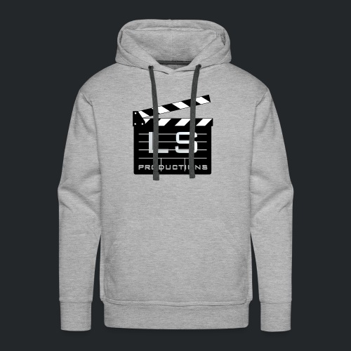 Lark Shark Logo - Men's Premium Hoodie