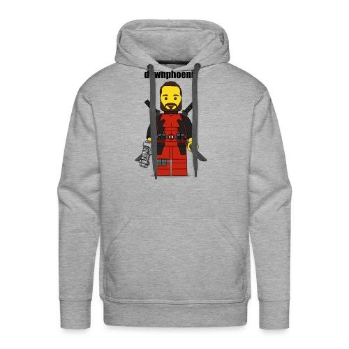 Downphoenix Shirt - Men's Premium Hoodie