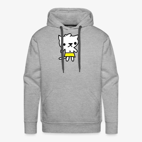 Skirtcat - Men's Premium Hoodie