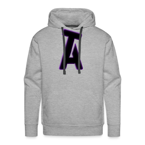 Team Amethyst LOGO ON MERCH - Men's Premium Hoodie