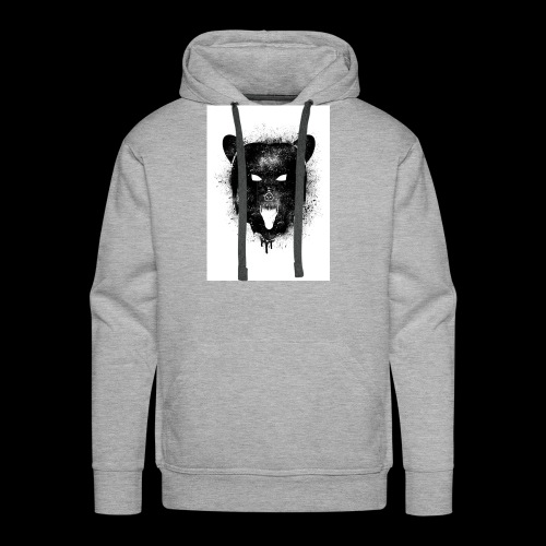 BEAR Fierce - Men's Premium Hoodie