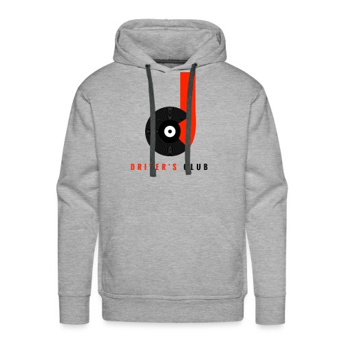 Drivers Club Logo - Men's Premium Hoodie