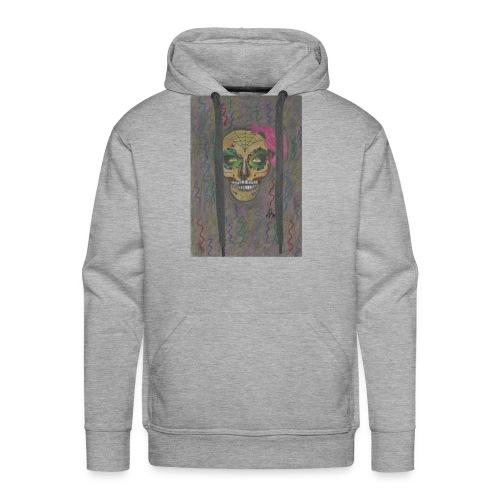 Dia De Muertos - Men's Premium Hoodie