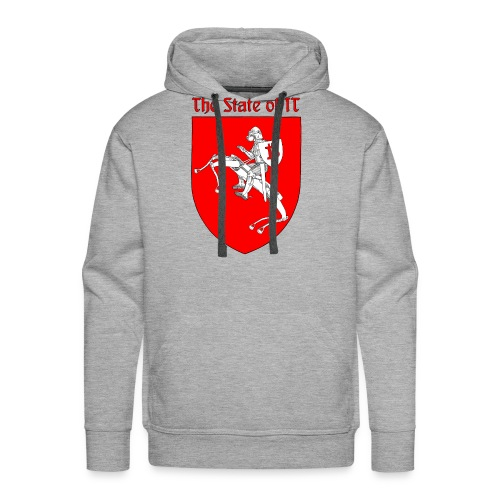 The State of IT - Men's Premium Hoodie