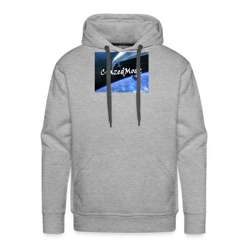 CrazedModz Space design! - Men's Premium Hoodie