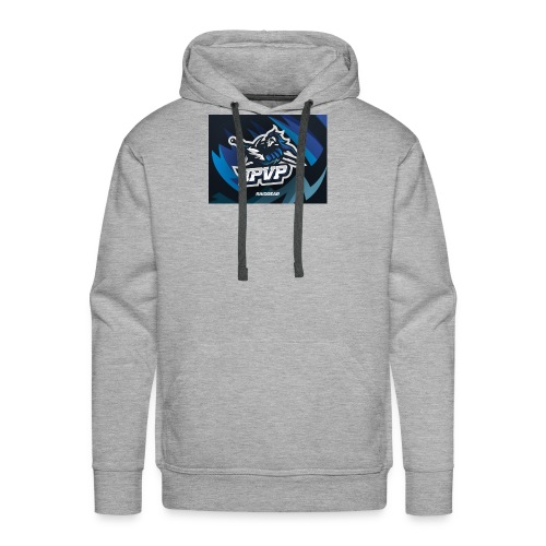 raidgear ipvp mascot - Men's Premium Hoodie