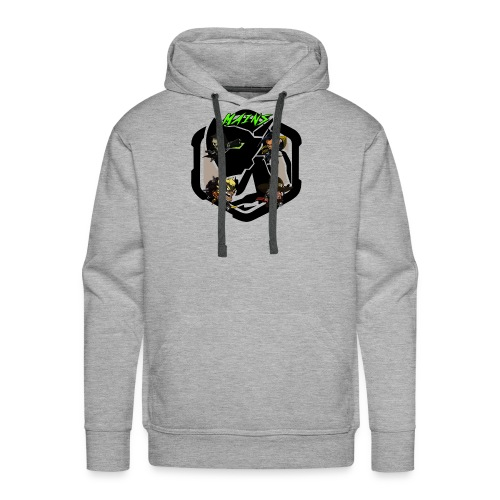 Acidtheinsane's Overwatch Mains - Men's Premium Hoodie