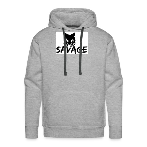 cameron is a savage - Men's Premium Hoodie