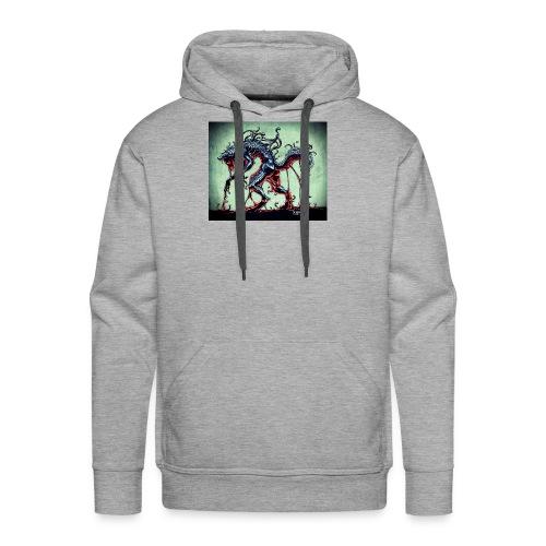 Demon wolf - Men's Premium Hoodie
