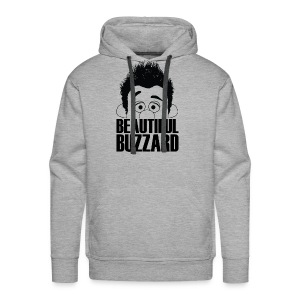 Puppet Phil - Beautiful Buzzard - Men's Premium Hoodie