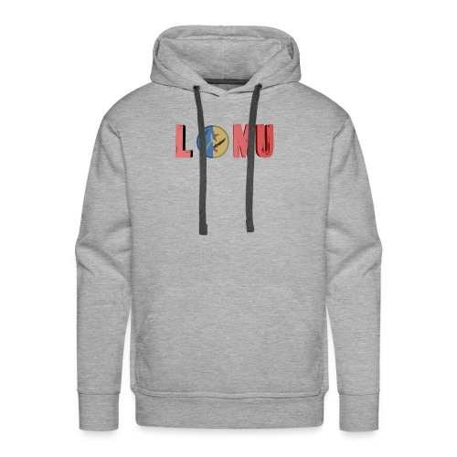CT or T hmm - Men's Premium Hoodie