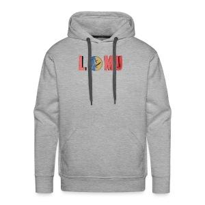CT or T hmm - Men's Premium Hoodie