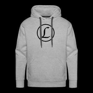 legendary logo jacket - Men's Premium Hoodie