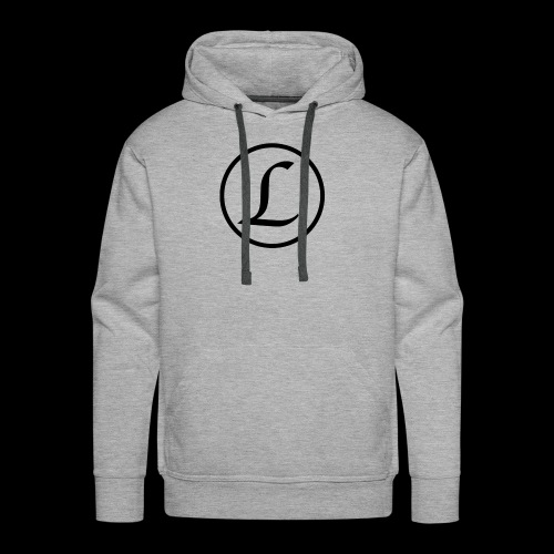 legendary logo jacket - Men's Premium Hoodie
