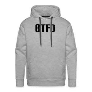 BTFD Black - Men's Premium Hoodie