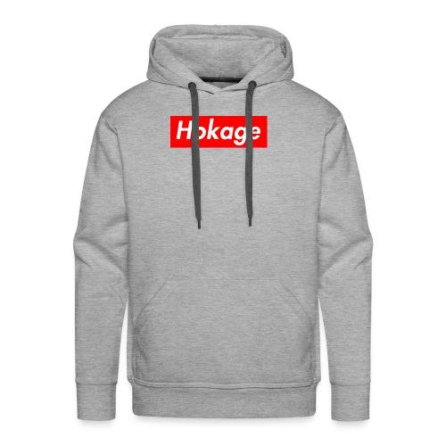Hokage Supreme Style - Men's Premium Hoodie