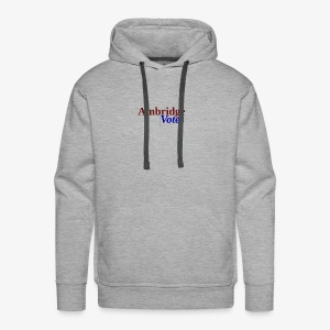 Ambridge Votes - Men's Premium Hoodie
