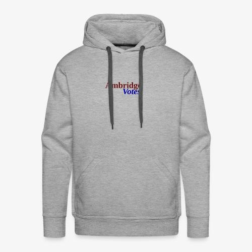 Ambridge Votes - Men's Premium Hoodie