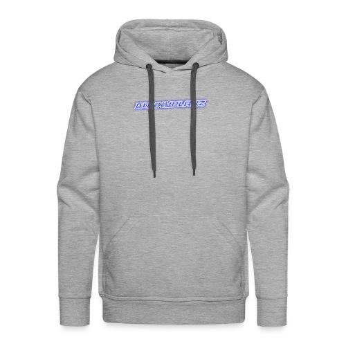 Cool 3D text merchandise - Men's Premium Hoodie