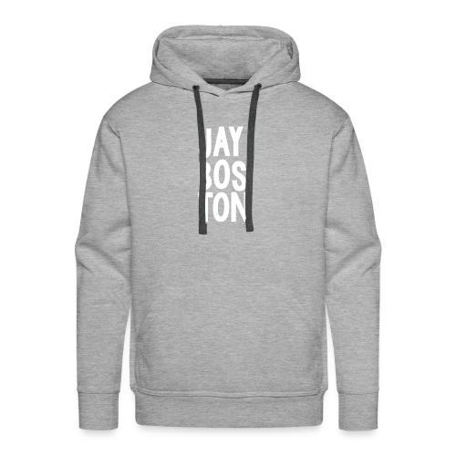 Jay Boston - Official Brand - Men's Premium Hoodie