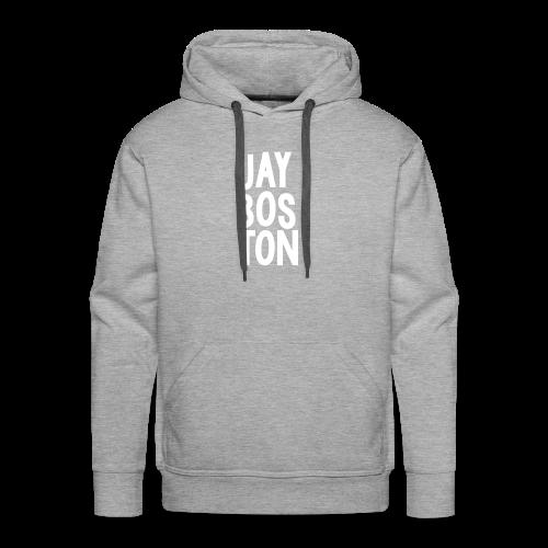 Jay Boston - Official Brand - Men's Premium Hoodie
