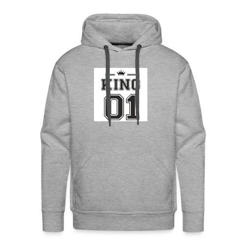 meska king 01 - Men's Premium Hoodie