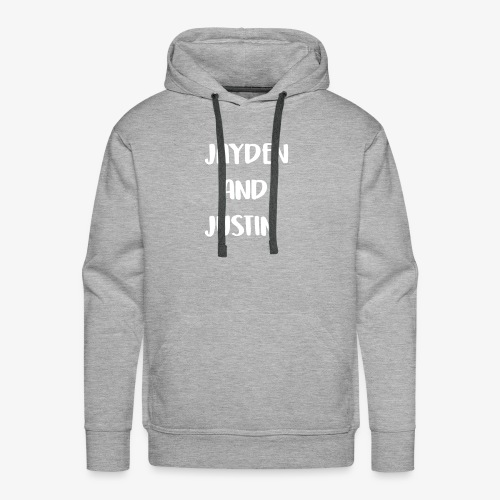 Jayden and Justin clothing - Men's Premium Hoodie