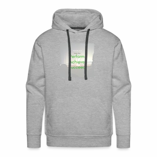 Dream Big - Men's Premium Hoodie